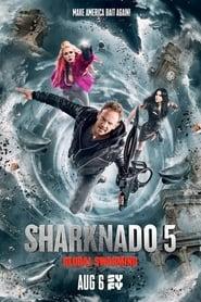 Watch Sharknado 5: Global Swarming Online Movie