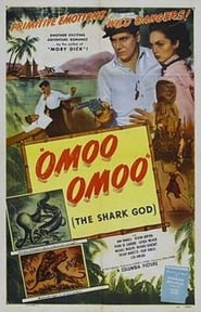 Omoo-Omoo the Shark God affisch