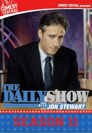 The Daily Show with Trevor Noah - Season 3 Season 11