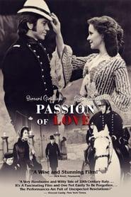 Passione d'amore Netflix HD 1080p