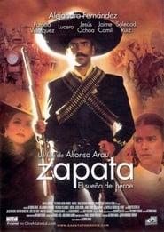 Zapata - El sueño del héroe Film Plakat