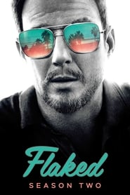 Flaked streaming vf poster