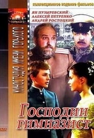 Gospodin Gimnazist Film Plakat