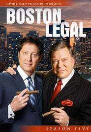 Streaming Boston Legal poster