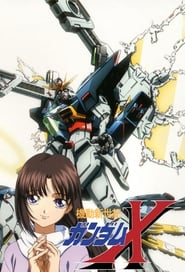 After War Gundam X streaming vf poster