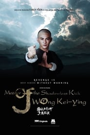 Imagen Master of the Shadowless Kick: Wong Kei-Ying