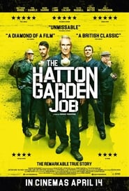 watch movie The Hatton Garden Job online