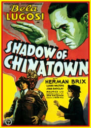 Shadow of Chinatown affisch