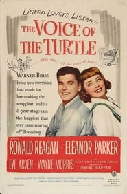 The Voice of the Turtle Film Plakat
