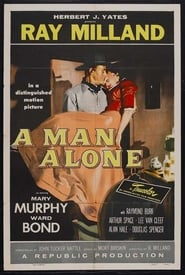 A Man Alone Film Plakat