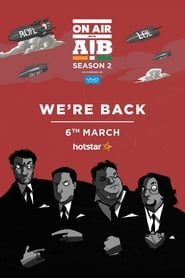 Streaming On Air With AIB poster