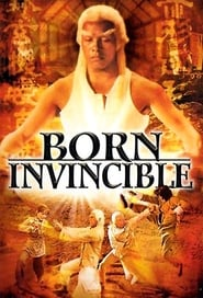 Plakat Born Invincible