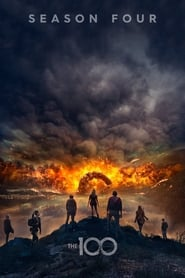 The 100 streaming saison 4 poster