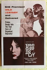 Affiche de Film Bad Girls Do Cry