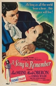 A Song to Remember Film Kijken Gratis online