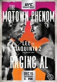 UFC on FOX 31: Lee vs. Iaquinta 2