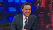 The Daily Show with Trevor Noah Season 19 Episode 107 : James McAvoy