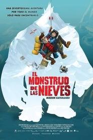 El monstruo de las nieves: Las aventuras de Nelly y Simon (2017)
