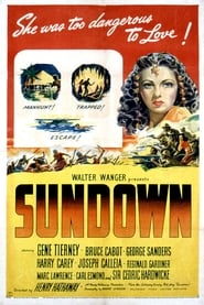 Plakat Sundown