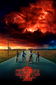 Stranger Things streaming vf poster