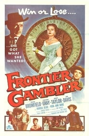 Frontier Gambler affisch