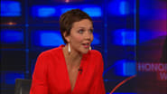 The Daily Show with Trevor Noah Season 19 Episode 137 : Maggie Gyllenhaal