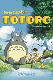 Mein Nachbar Totoro Poster