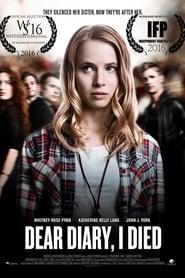 Dear Diary I Died free movie
