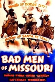 Imagen Bad Men of Missouri