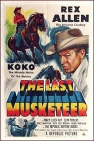 The Last Musketeer Juliste