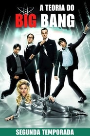The Big Bang Theory 2ª Temporada Torrent Download (2008) Bluray 720p Dual Audio