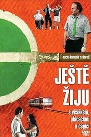 immagini di Ještě žiju s věšákem, čepicí a plácačkou