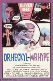Dr. Heckyl And Mr. Hype affisch