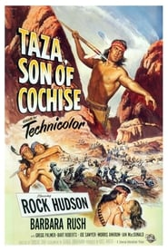 Taza, Son of Cochise Film Plakat