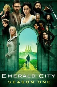 Streaming Emerald City poster