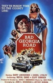 Bad Georgia Road Poster