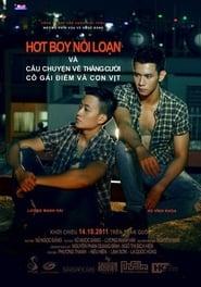 Hot boy noi loan - cau chuyen ve thang cuoi, co gai diem va con vit affisch