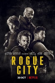 Rogue City Poster