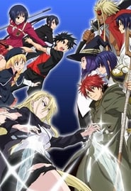UQ Holder! streaming vf poster