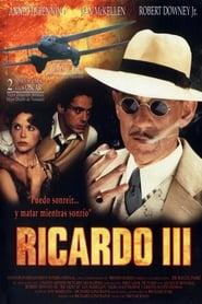 Dominic West cartel Ricardo III