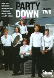 Party Down streaming vf poster