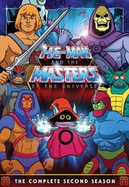 Streaming He-Man and the Masters of the Universe poster