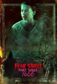 Poster Fear Street: 1666 2021