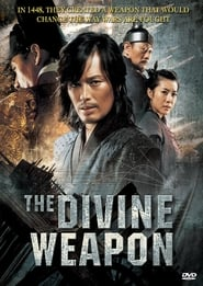 The Divine Weapon locandina
