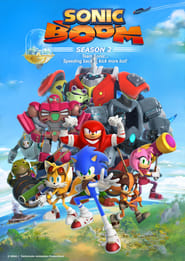 Sonic Boom streaming vf poster
