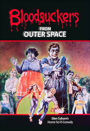 Bloodsuckers from Outer Space Film Plakat
