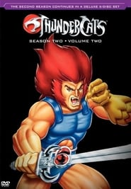 Streaming ThunderCats poster