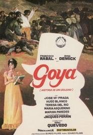Photo de Goya, historia de una soledad affiche
