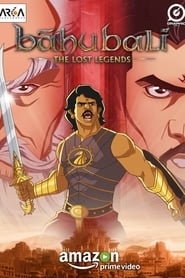 Streaming Baahubali: The lost legends poster