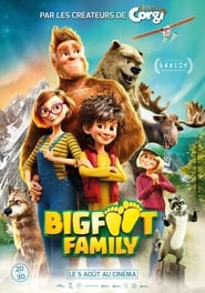 Image Bigfoot Family